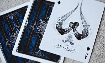 Ellusionist Artifice Deck - Blue