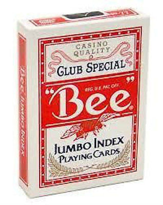 Bee Deck Jumbo - Red