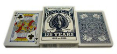 Bicycle 125th Anniversary Edition Deck - Blue