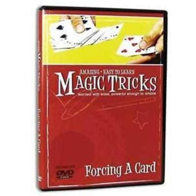 Amazing Easy to Learn Magic Tricks - Forcing A Card