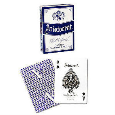 Aristocrat V Deck - Blue