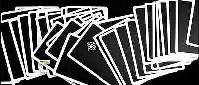 Madison Rounders Deck - Black - Ellusionist
