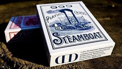 Steamboat Deck - Blue