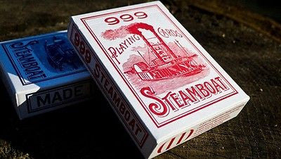 Steamboat Deck - Red