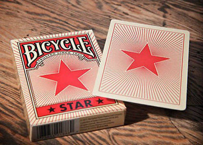 Bicycle Star Deck