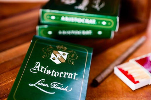 Aristocrat Deck - Green