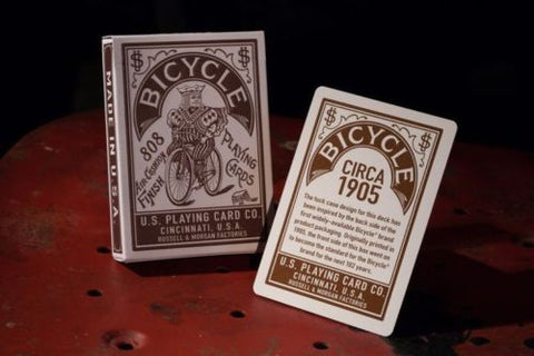 Bicycle Autobike Deck - Red
