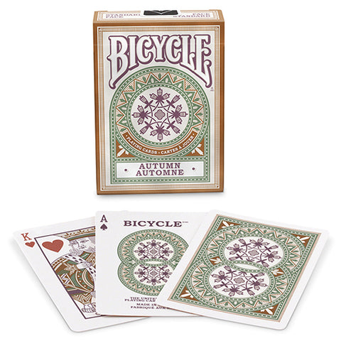 Bicycle Autumn Deck
