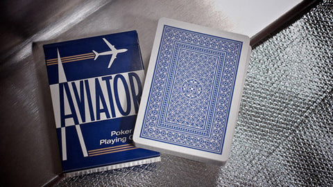 Aviator Deck - Blue