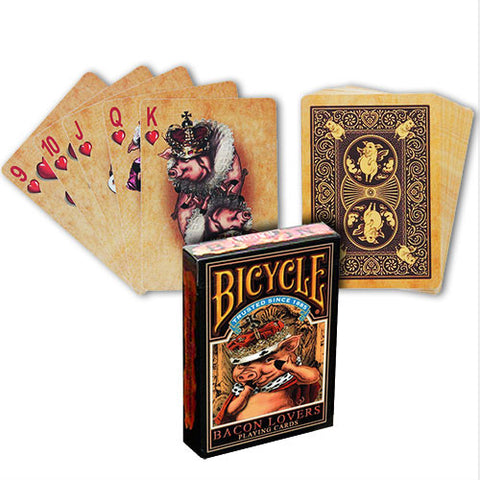 Bicycle Bacon Lovers Deck