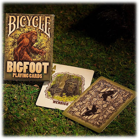 Bicycle Big Foot Deck
