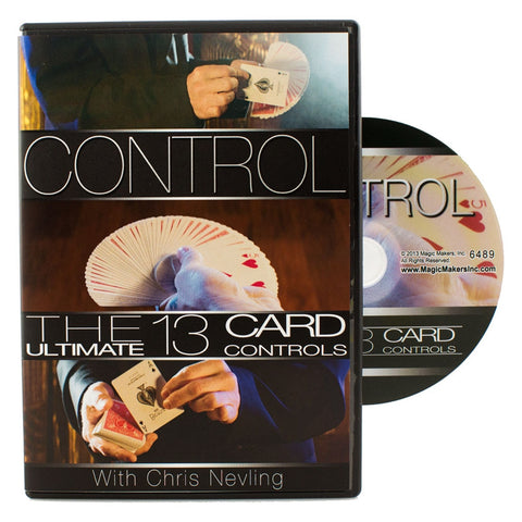 Control - The Ultimate 13 Card Controls