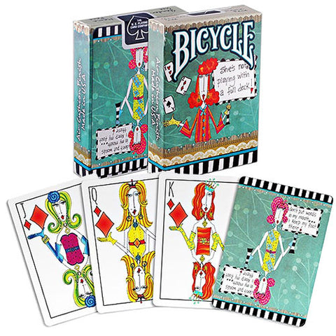 Bicycle Dolly Mama Deck
