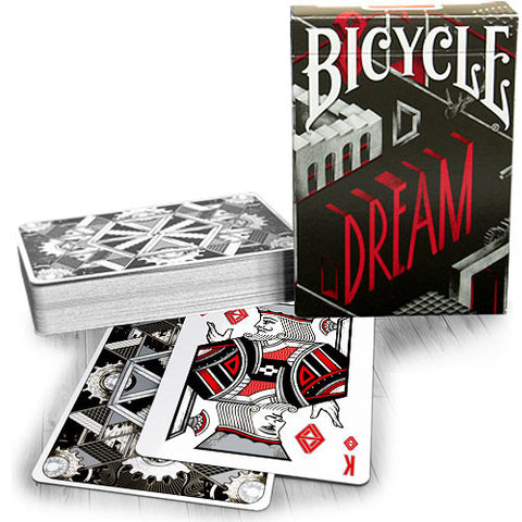 Bicycle Dream Deck - Silver