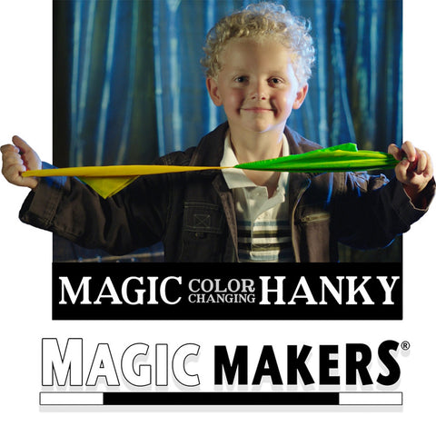 Magic Colour Changing Hanky