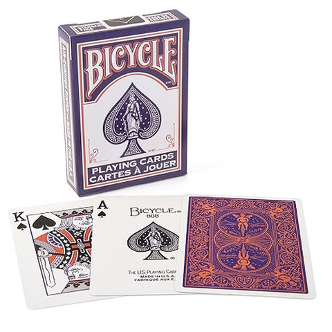 Bicycle Fashion Indigo Deck