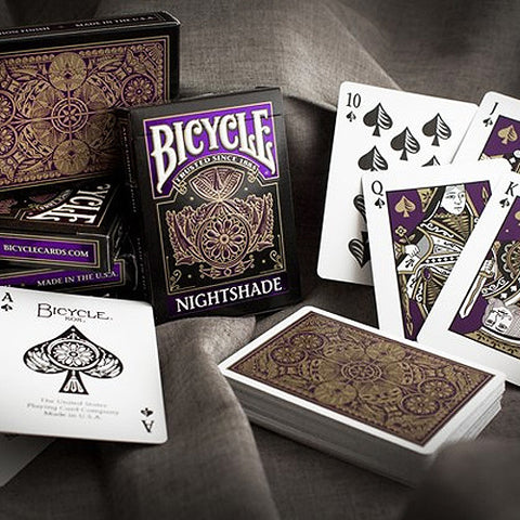 Bicycle Nightshade Deck