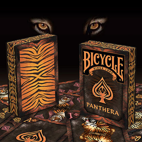 Bicycle Panthera Deck