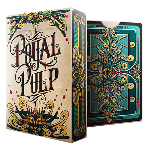 Royal Pulp Deck - Green