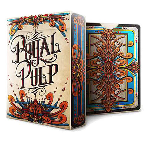 Royal Pulp Deck - Red