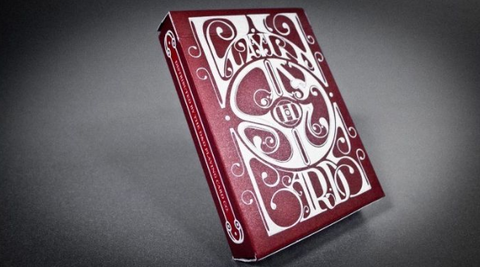 Smoke and Mirrors Deck - Red