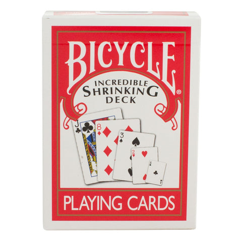 Incredible Shrinking Bicycle Deck - Includes DVD