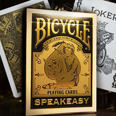 Bicycle Speakeasy Deck