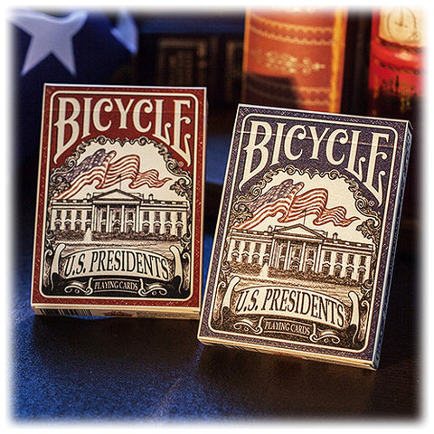 Bicycle US Presidents Deck