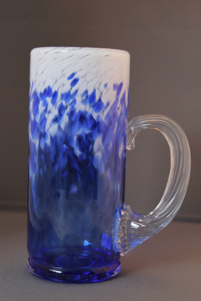 Handblown Glass Mug