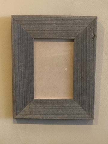 "4"" by 6"" Wooden Wide Frame"