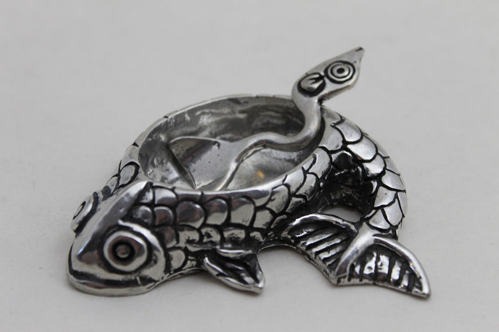 Salt and Pepper Cellar, Fish
