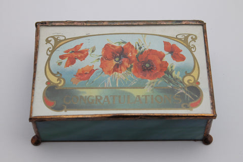 Postcard Box, Congratulations