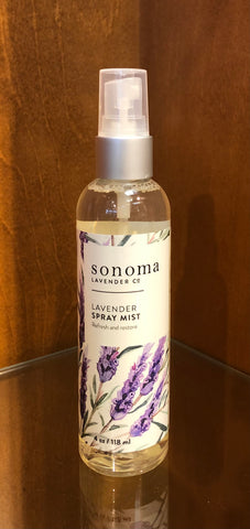 Lavender Spray Mist