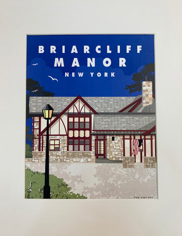 Briarcliff Manor Wall Art