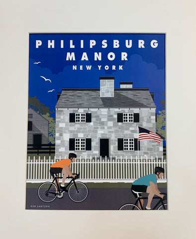 Phillipsburg Manor Wall Art
