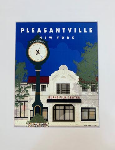 Pleasantville Wall Art
