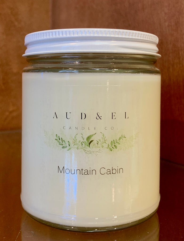 Mountain Cabin - Candle