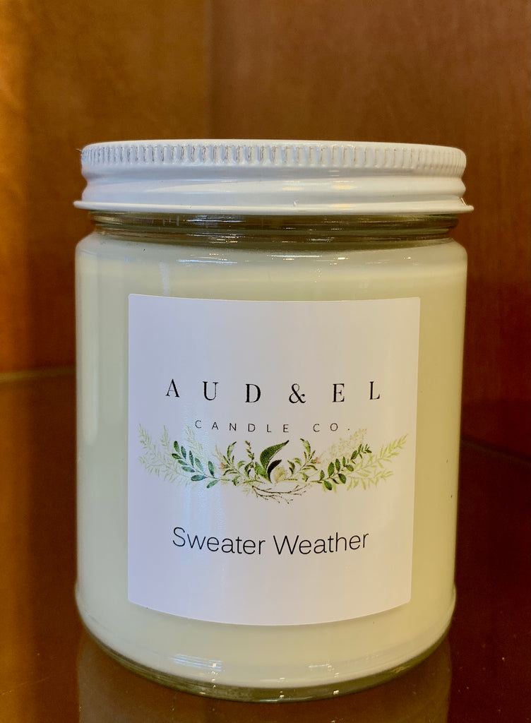 Sweater Weather - Candle