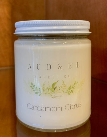 Cardamom Citrus - Candle