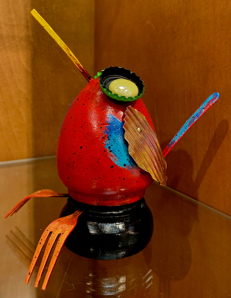 Funky Egg Bird- ASSORTED