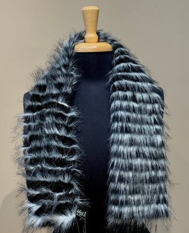Faux Fur Neck Wrap- ASSORTED