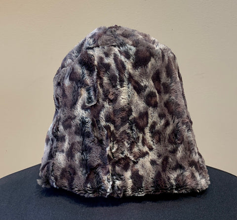 Faux Fur Hat- ASSORTED