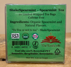 Shakespeare Mint Tea