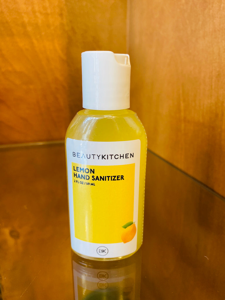 Hand Sanitizer- Lemon