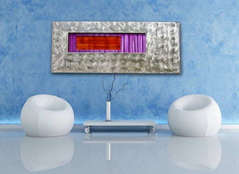How To Choose A Piece Of Contemporary Metal Wall Art For Your Home Or Office