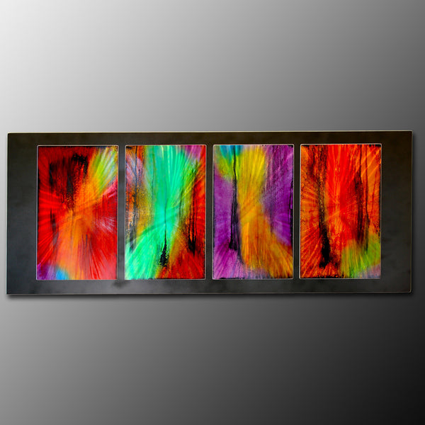 Art for Large Walls | Modern Decor Spaces, Horizontal, Vertical ...