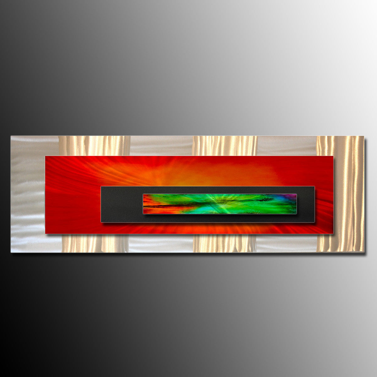 Extra large wall art oversized metal abstract sculpture for Extra large wall art