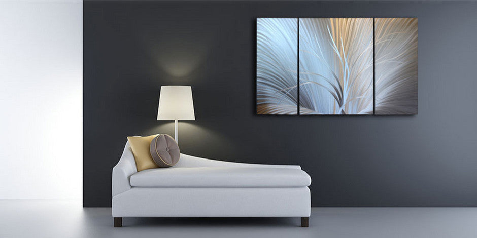 Contemporary Metal Wall Art metal wall art | contemporary, modern, abstract wall decor