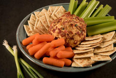 Hall's Beer Cheese Recipe for our Holiday Cheese Ball