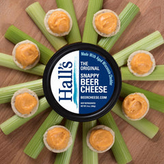 It A Hall's Beer Cheese Giveaway!